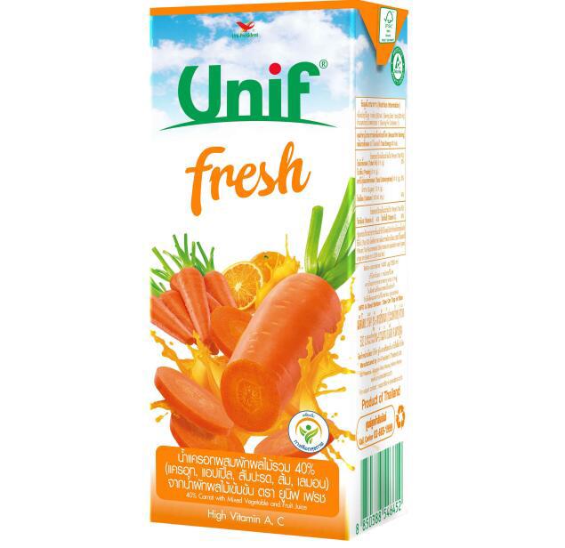 胡萝卜复合果蔬汁饮料