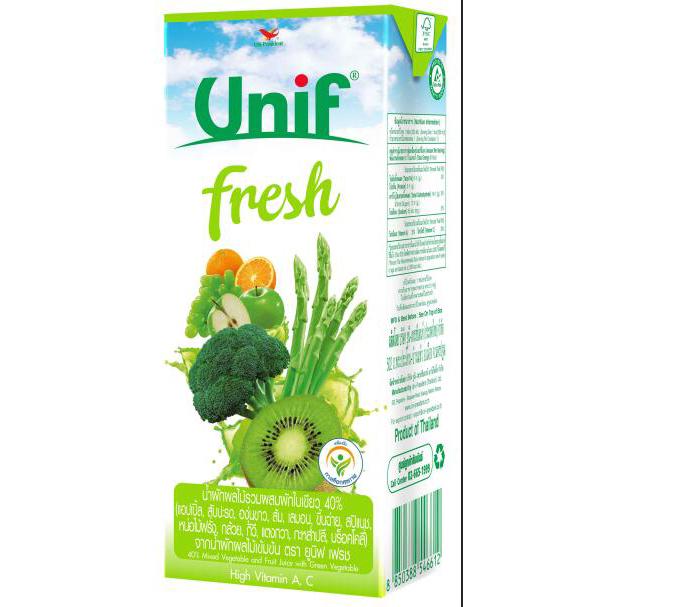 Unif复合果蔬汁饮料