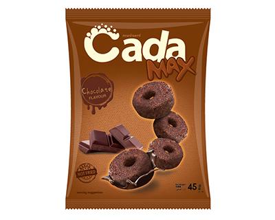 奇乐达巧克力味甜甜圈