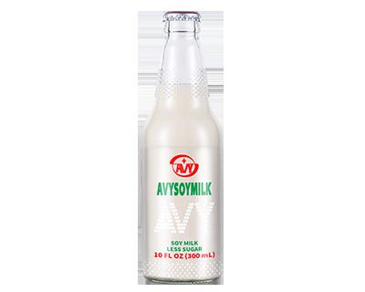 AVY 低糖豆奶