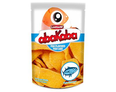 阿巴咔巴鱼味豆豆饼