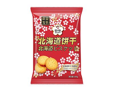 北海道饼干(海盐味)